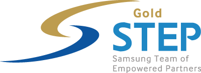 Samsung Gold Partner