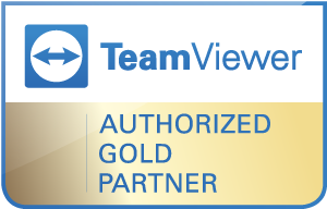TeamViewer Authorized Gold Partner